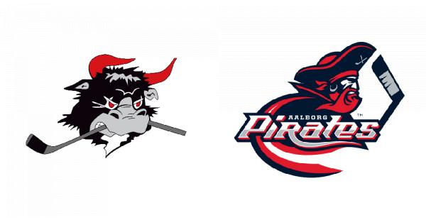 Rødovre Mighty Bulls - Aalborg Pirates