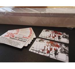 Fysisk sæsonkort (plastic kort)